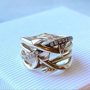 🛍 Stephen Webster Thorn Ring Sterling Silver